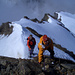 Hübsche Kletterei an der Cima di Jazzi – Firn und Fels