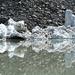 Alles doppelt hier – Eisberge auf dem Gornersee (Foto [U sglider])