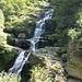 gestufter Wasserfall