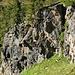 Ausstiegsgelände Klettersteig Languard