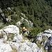 Sasso Grande ascent.