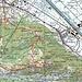 Route vom GPS aufgezeichnet