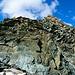 Divertentissima salita su ottima roccia