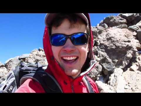 Ein Video von der Besteigung des Damavand