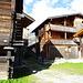 schöe Häuser in Bellwald