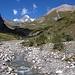 Rueckblick ins wunderschoene Koednitztal: Ein wahres Juwel in den Alpen.