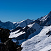 Studer- und Oberaarhorn! Schöne Berge... Der Sonnenaufgang auf dem Oberaarhorn ist besonders zu empfehlen! :-)