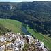 Ausblick Eichfelsen 786 m