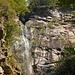 la cascata nascosta, dal lato opposto di Gerra