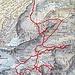Das heutige Chrüsimüsi... äh der Routenverlauf<br /><br />Quelle: SchweizMobil