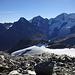 Vadret da l'Alp Ota und die Bernina