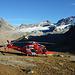 Rega und Air Bernina im Einsatz