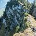 On the ridge from Fridlispitz to Riseten (view toward Fridlispitz)