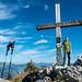 Brüggler summit cross