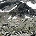 Einfacher Abstieg zur Borterlicke; von dort ist der Abstieg in Richtung Längseewji und zum Wanderweg zurück zur Alp Griebjini Oberstafil empfohlen