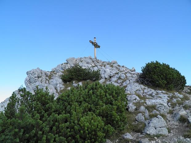 Gipfel der Hochsalwand