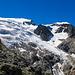 Beim P.2427 eröffnen sich eindrückliche Gletscherwelten