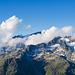 Titlis, Fünffingerstöck und co. von Quellwolken umhüllt