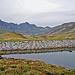"""Der Tannensee ist zwar """"nur"""" ein Stausee - aber in diesen Hebstfarben traumhaft schön."""
