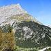 Rückblick vom Aufstiegsweg nach Selden