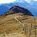 Gratweg Richtung Foggenhorn