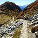 noch einmal runter und dann der letzte Aufstieg zum Foggenhorn