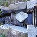 Wasser wird abgeleitet