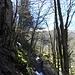 Aufstieg zum Col du Schaeferthal