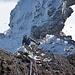 Die Kletterpassage
