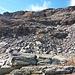 <b>Al di là del Passo Bareta si estende un altopiano ondulato che ospita pascoli, laghetti, affioramenti rocciosi, profonde fessure e salti di roccia. È sicuramente molto meno innocuo di quanto possa apparire a prima vista. In caso di nebbia credo che sia facilissimo perdersi.</b>