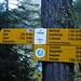Startpunkt meiner Rundtour zur Anenhütte