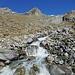 Unterwegs von der Anenhütte zum Gletschererlebnisweg über den mein Abstieg erfolgte.