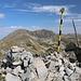 Golyam Bliznak / Голям Близнак - Am Gipfel, wiederum etwas abseits des Wanderweges.
