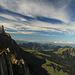 Übergang Alpstein zum Appenzeller Hinterland