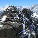 Kurz vor dem Gipfel des Stucklistock 3313m
