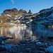 Reflexionen im Schwarzsee