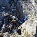 Oberhorn ascent.