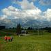 Wolkenstau am Alpstein.
