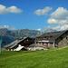 Zurück an der Alp Sellamatt.