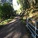 Tag 1: eine alte Bahnlinie ist heute der Velo- und Wanderweg.