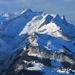 Vom Fänerenspitz: Alpstein von Nordosten. Besonders imposant: das Öhrli, [http://www.hikr.org/tour/post16572.html hier war ich diesen Sommer oben].