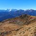 Alpe di Vignone von oben gesehen: erstaunlich flach