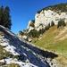 Alp Oberfurggle und westliches Ende des Mattstockkammes