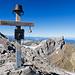 Das Gipfelkreuz aus dem Jahr 2904 :-)