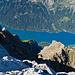 2000m Tiefblick zum Klöntalersee
