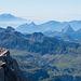 Druesberg, Forstberg, Pilatus, Mythen und Rigi-Massiv