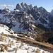 Ein Oktober-Nachmittag in den Dolomiten