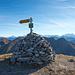 Gipfel Wiriehorn