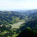 Aussicht vom Gipfel Richtung Schwarzsee