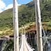 Il nuovo ponte sul Reno di Medel.